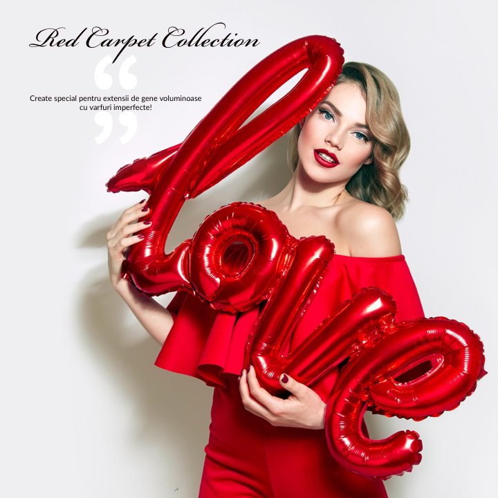 Red Carpet Collection-gene voluminoase, cu varfuri imperfecte!