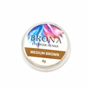 BRONA MEDIUM BROWN 4g.