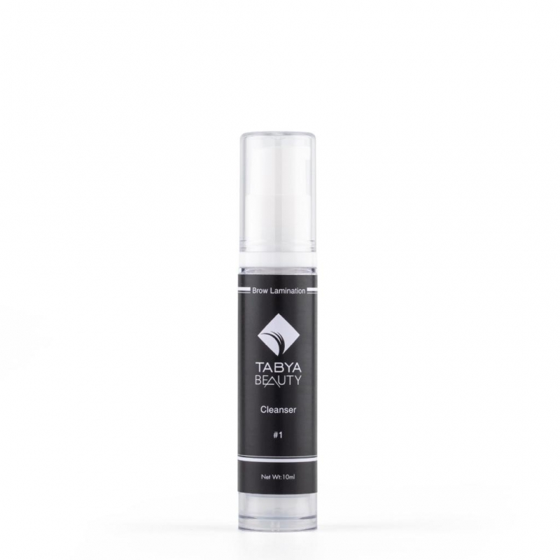 BROW TO WOOW #1 CLEANSER 10G.