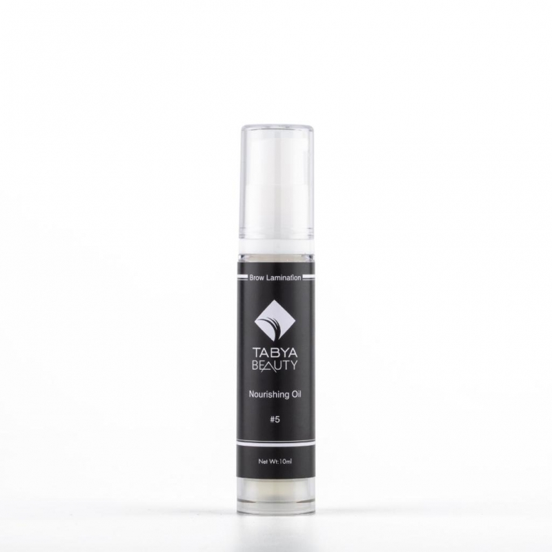 BROW TO WOOW #5 NOURISHING OIL 10G.