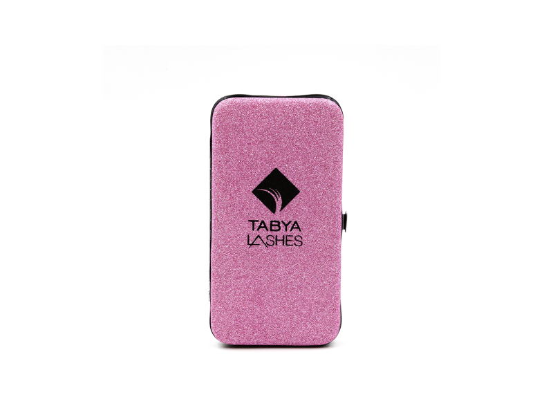 GLITTER CASE MAGNETIC - ROZ