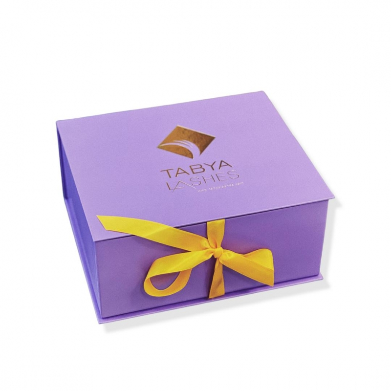 TABYA GIFT BOX PURPLE